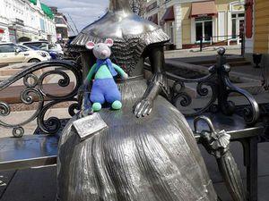 Памятник Любочке. Ярмарка Мастеров - ручная работа, handmade.