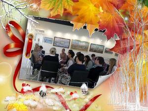Постотчёт о лекции к омскому 'ОсеньФесту'. Ярмарка Мастеров - ручная работа, handmade.