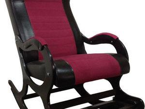 Новая модель кресла-качалки - Гранд Люкс с подножкой. Ярмарка Мастеров - ручная работа, handmade.