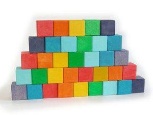 Играем с кубиками. Видео.   Ярмарка Мастеров - ручная работа, handmade