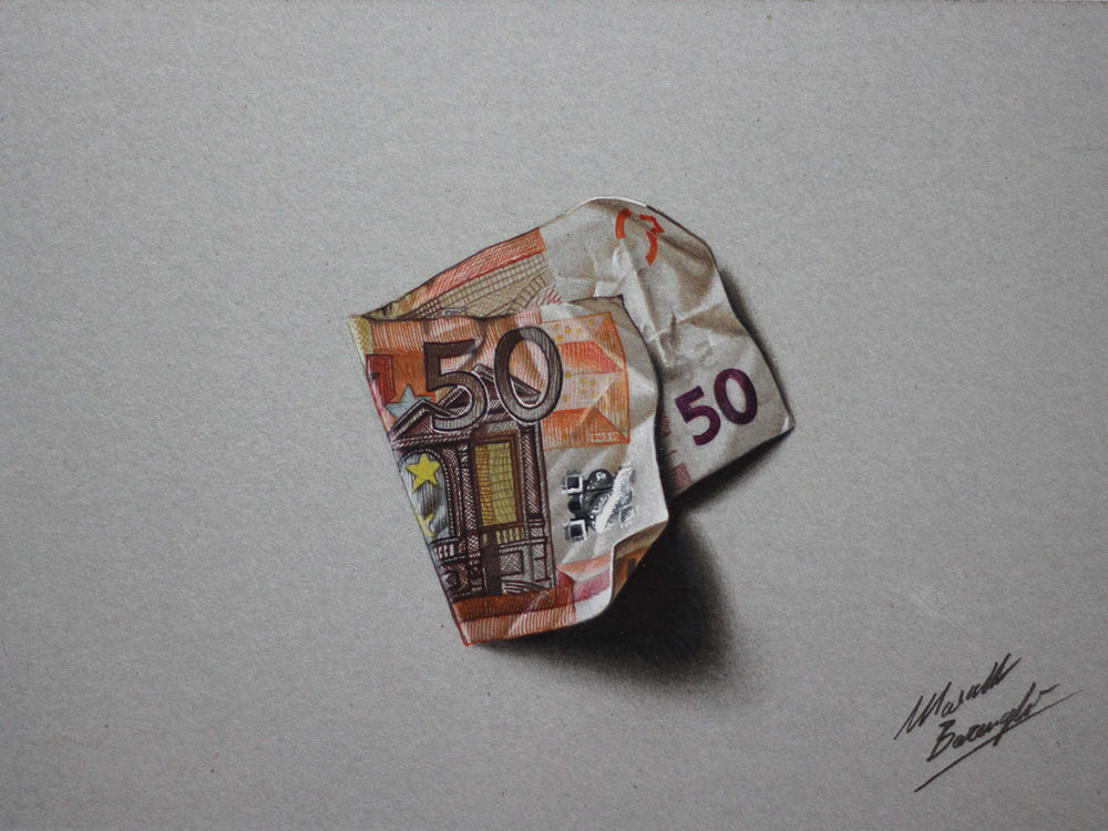 Amazing Hyperrealism by Artist Marcello Barenghi, фото № 30