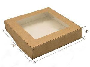 В наличии крафт-коробки 20х20х4см. Ярмарка Мастеров - ручная работа, handmade.