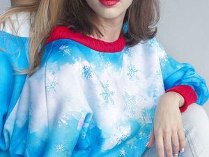 Новогодняя акция на свитера!. Ярмарка Мастеров - ручная работа, handmade.