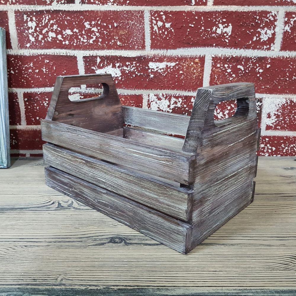 Сосновый ящик в стиле  «Прованс», фото № 3