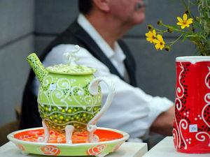 Фееричная керамика Steven Summerville. Ярмарка Мастеров - ручная работа, handmade.