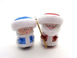 Christmas Characters out of Corks: A Funny Kid's DIY. Livemaster - handmade