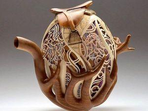 Деревянные узоры Джоуи Ричардсон | Ярмарка Мастеров - ручная работа, handmade
