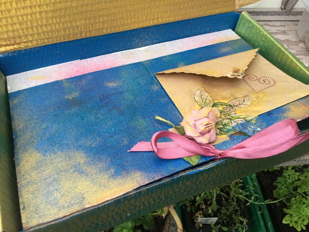 Коробочка для летних секретов, фото № 2