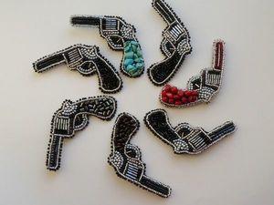 Револьверы для прекрасных дам из Стрелкового Союза России.. Ярмарка Мастеров - ручная работа, handmade.