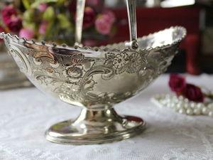 Дополнительные фотографии вазы для бисквита. Ярмарка Мастеров - ручная работа, handmade.