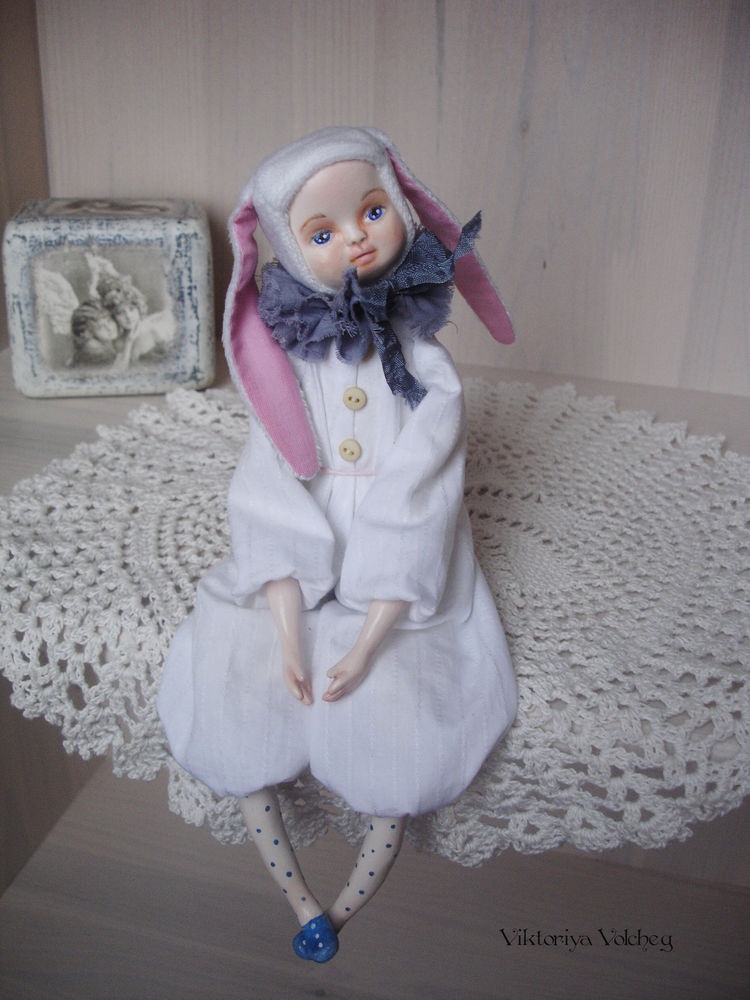 выставка-продажа, будуарная кукла