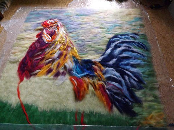 мозаика ручной работы
