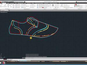 Проектирование обуви в AutoCAD. Ярмарка Мастеров - ручная работа, handmade.