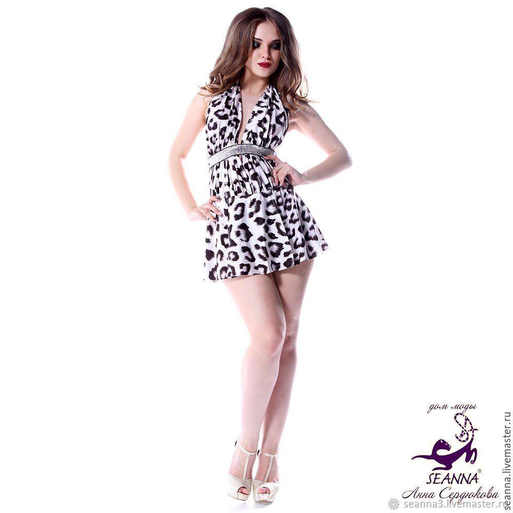как носить леопардовый
