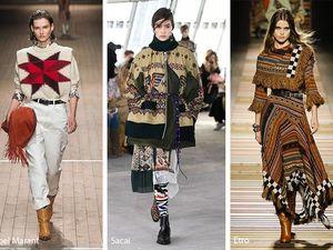 Top 5 Fashion Trends of Winter 2019. Livemaster - handmade