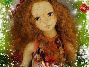 С Новым Годом!!! И с Рождеством!!!. Ярмарка Мастеров - ручная работа, handmade.