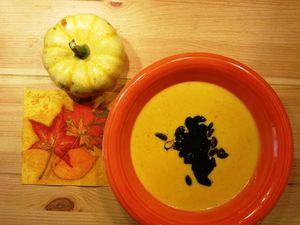 Любите ли вы тыквенный суп?. Ярмарка Мастеров - ручная работа, handmade.