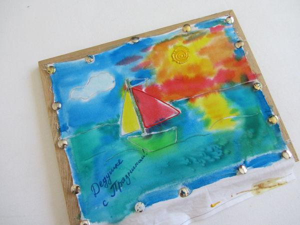 Детский мастер - класс к 23 февраля! | Ярмарка Мастеров - ручная работа, handmade
