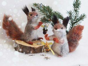 Ох уж этот Новый год!. Ярмарка Мастеров - ручная работа, handmade.