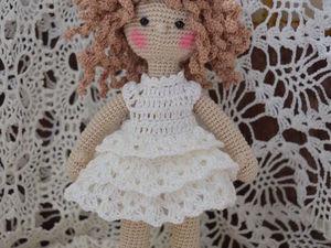 Аукцион на куклу.. Ярмарка Мастеров - ручная работа, handmade.