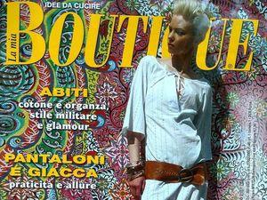 Boutique, Август, 2010 г. Содержание. Ярмарка Мастеров - ручная работа, handmade.