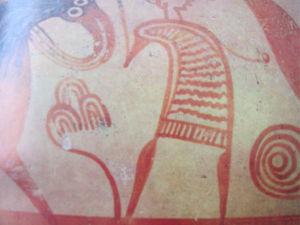 Изумительные крито-микенские рисунки. Ярмарка Мастеров - ручная работа, handmade.