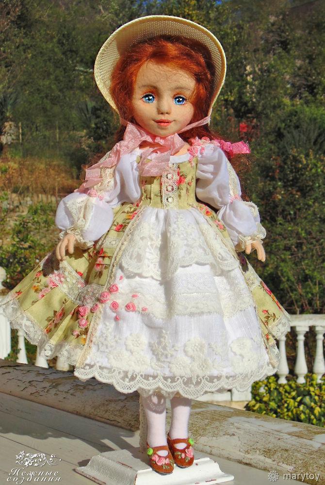 Cosemos un atuendo para una muñeca, foto número 1