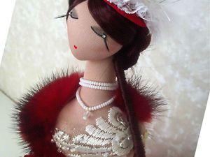Шьем куколку Тряпиенса. Ярмарка Мастеров - ручная работа, handmade.