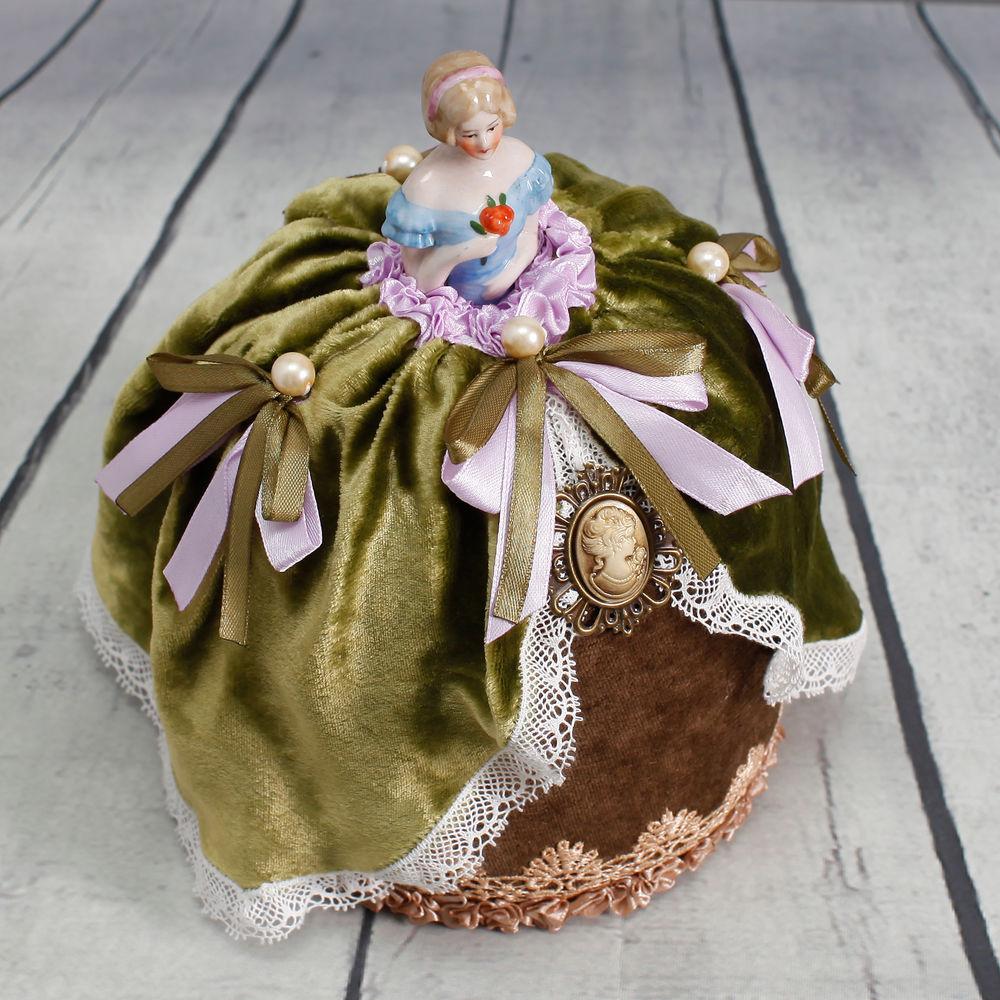 кукла половинка