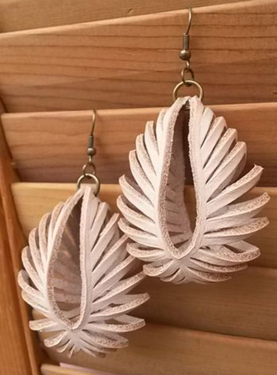 30 Simple Ideas for Design of Handmade Leather Jewelry, фото № 1