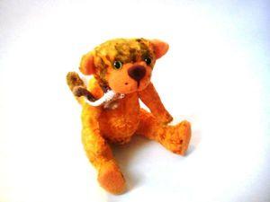Аукцион закрыт!Кому кота? Аукцион на авторского кота Весения! | Ярмарка Мастеров - ручная работа, handmade