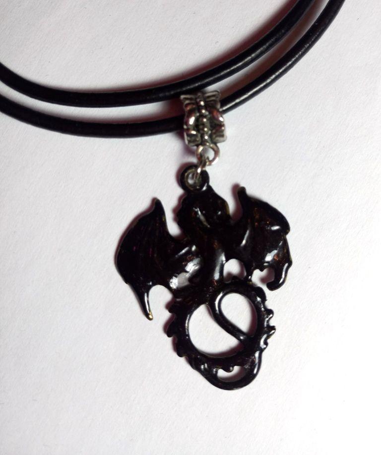 дракон кулон, подарок подростку