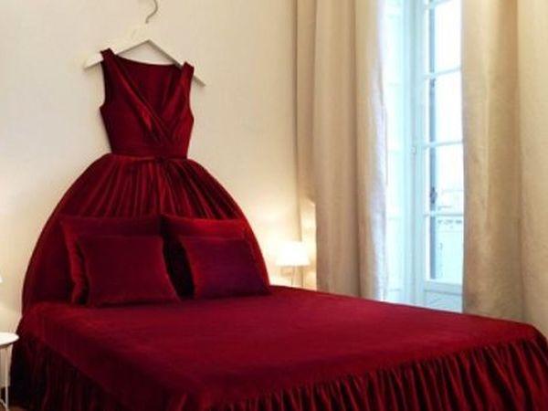 Креативный подход к дизайну изголовья кровати   Ярмарка Мастеров - ручная работа, handmade