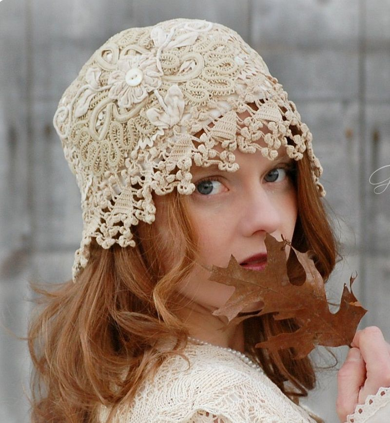 hat made of wool