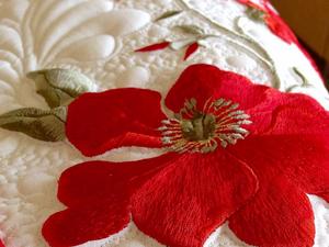 Удивительной красоты квилтинг Валентины Букеевой. Ярмарка Мастеров - ручная работа, handmade.