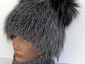 Меховые шапки -20%. Ярмарка Мастеров - ручная работа, handmade.