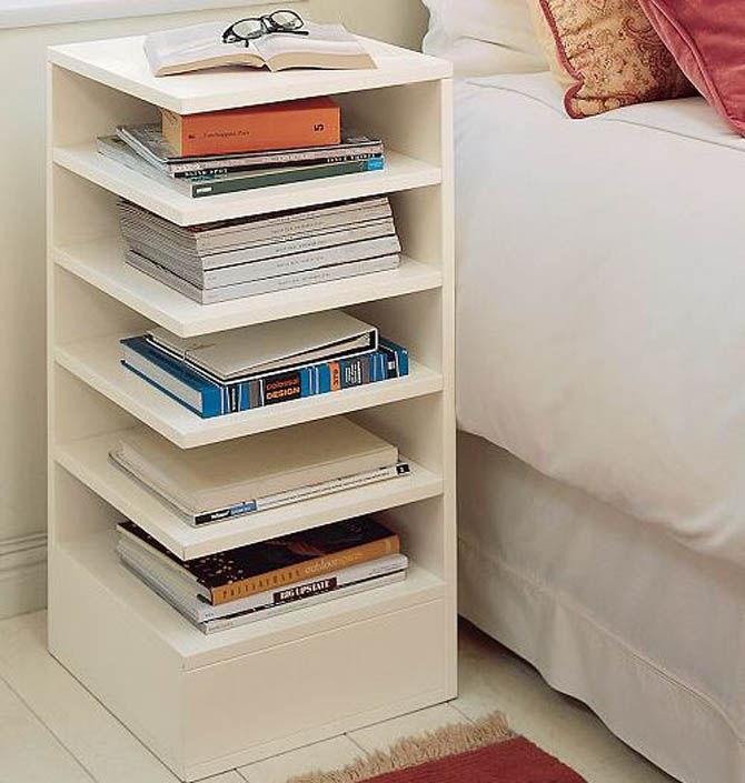прикроватная тумбочка, мебель из массива