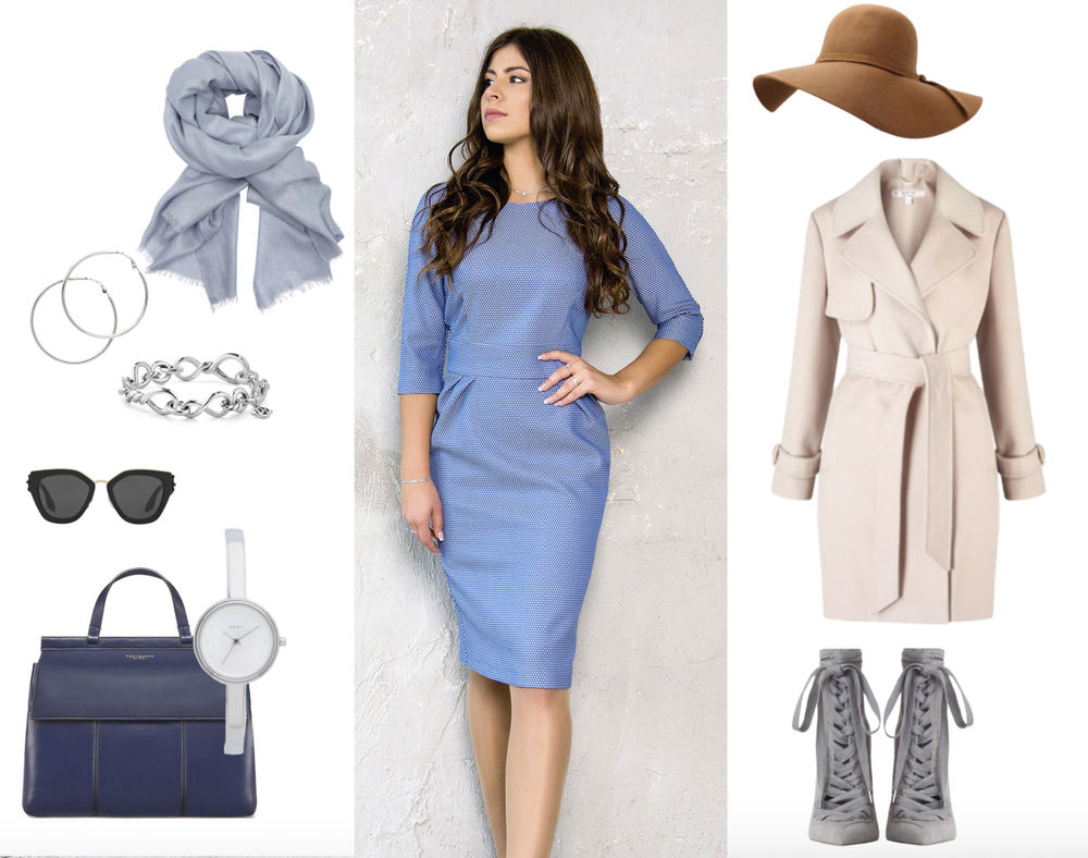 мода, лукбук, дизайн