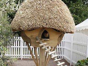 Оригинальный домик для кур. Ярмарка Мастеров - ручная работа, handmade.