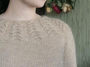 Новый свитер в магазине! | Ярмарка Мастеров - ручная работа, handmade