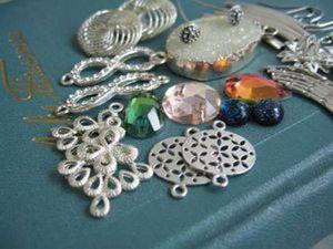 Розыгрыш конфетки - набора фурнитуры и кристаллов для украшений! | Ярмарка Мастеров - ручная работа, handmade
