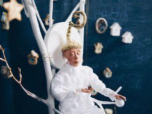 Больше фото Спящего мальчика. Ярмарка Мастеров - ручная работа, handmade.