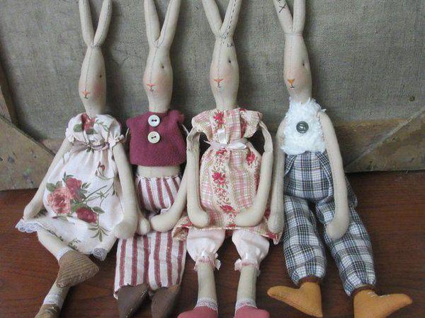 Шьем игрушки на любой вкус - тильды, винтажные мишки, авторские куклы!   Ярмарка Мастеров - ручная работа, handmade
