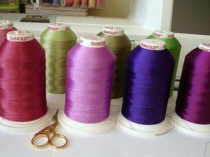 Мои материалы для вышивки. Ярмарка Мастеров - ручная работа, handmade.