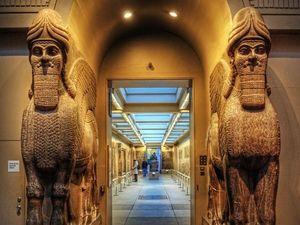 Сокровища Британского музея в Лондоне. Ярмарка Мастеров - ручная работа, handmade.