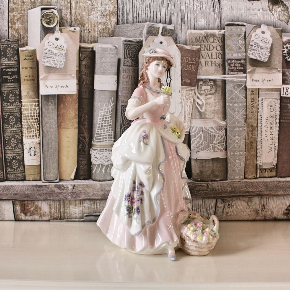 статуэтки, royal doulton, антиквариат винтаж, купить винтаж, handmade, coalport