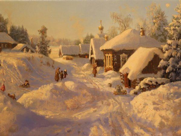 Теплы дома... | Ярмарка Мастеров - ручная работа, handmade