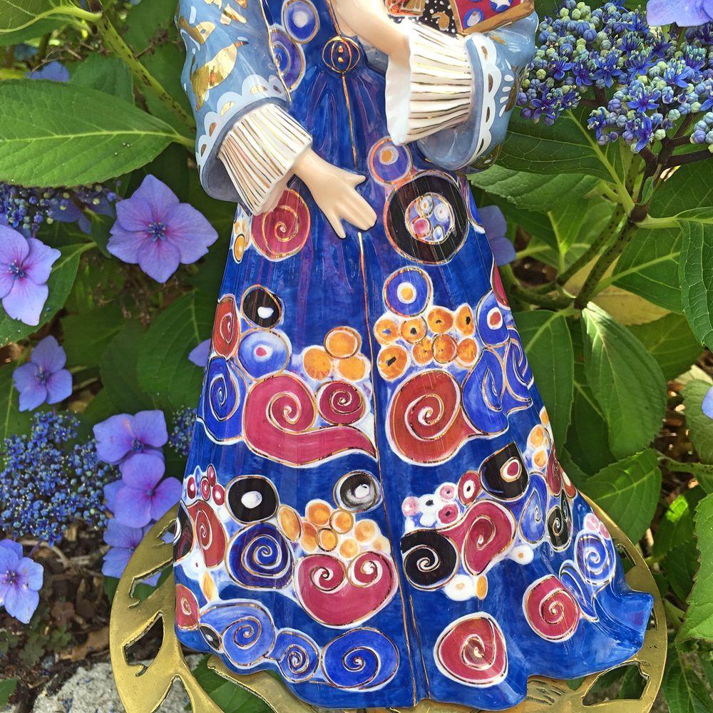 royal worcester фарфор, винтажная статуэтка