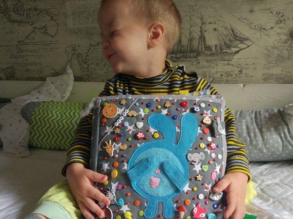 Обзор развивающей книги | Ярмарка Мастеров - ручная работа, handmade