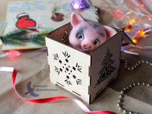 Новогоднее настроение. Ярмарка Мастеров - ручная работа, handmade.